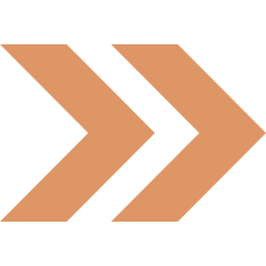 Right Arrow Orange